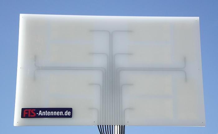 6x2 MiMo Antenne von FTS Hennig