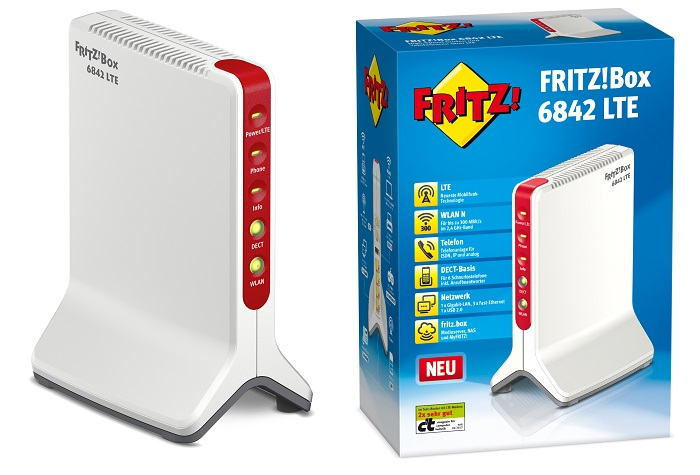 AVM FRITZ!Box 6842 LTE