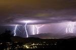 Gewitter und Blitze werden immer häufiger und intensiver