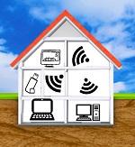 Heimnetzwerk und WLAN