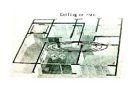 Zentrale Innenantenne