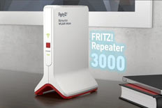 FRITZ! WLAN Mesh Repeater 3000