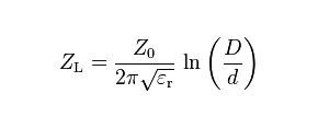Berechnung des Wellenwiderstands