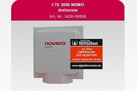 LTE MIMO 800 Antenne