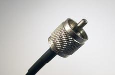 PL-UHF Stecker