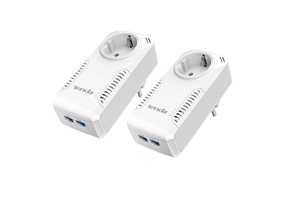 Tenda AV1000 Gigabit Powerline-Adapter-Set